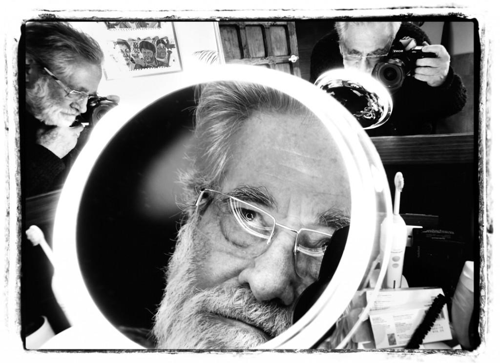 """""""HOY TODOS SOMOS FOTÓGRAFOS, PERO CON UNA CULTURA VISUAL MUY ESCASA"""": PEDRO MEYER"""